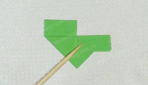 Как сделать модуль origami