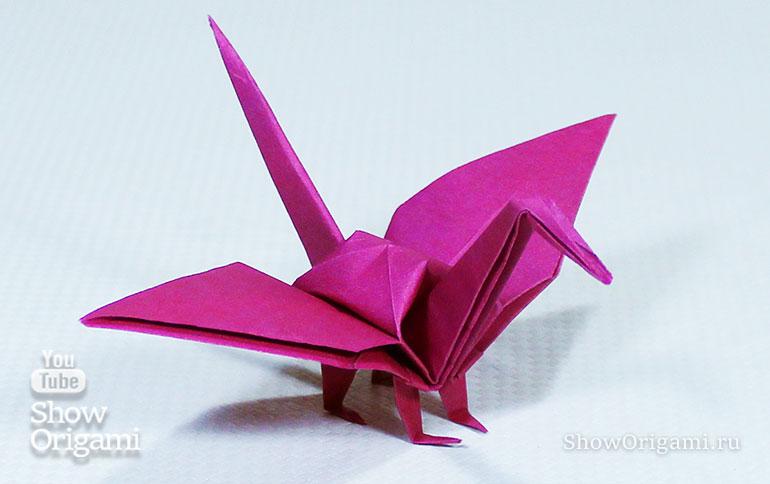 Как сделать дракона из бумаги Оригами дракон